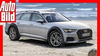 Download Zukunftsaussicht: Audi A6 allroad quattro (2019) Video