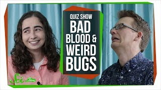 Download SciShow QuizShow: Bad Blood and Weird Bugs Video