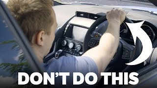 Download 6 Things You Didn't Know You Were Doing Wrong When Driving Fast Video