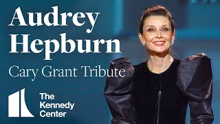 Download Audrey Hepburn (Cary Grant Tribute) - 1981 Kennedy Center Honors Video