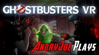 Download AngryJoe Plays Ghostbusters VR - Seriously, WTF?!?! Video