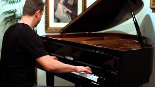Download Popeye theme on piano - I'm popeye the Saylor Man Video