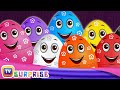 Download Surprise Eggs Wildlife Toys | Learn Wild Animals & Animal Sounds | ChuChu TV Surprise For Kids Video