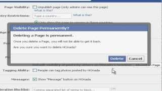 Download How To Delate a Facebook Page In Urdu Video