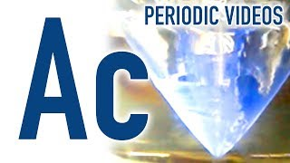 Download Actinium (New Video) - Periodic Table of Videos Video