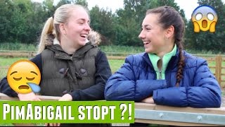Download KIM STOPT MET PIMABIGAIL Video