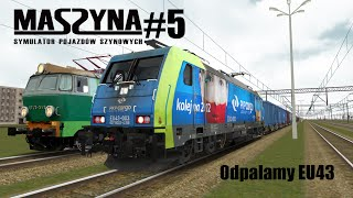 Download MaSzyna: Odpalamy #5 - EU43. (Prezentacja) Video