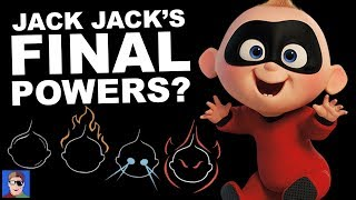Download Pixar Theory: What Will Jack-Jack's FINAL Powers Be? Video