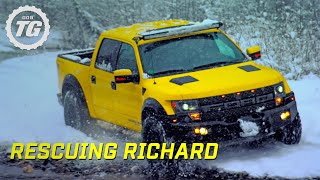 Download Rescuing Richard From Lone Wolf Mountain | Top Gear | Series 22 | BBC Video