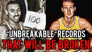 "Download 4 ""UnBreakable"" NBA Records That WILL BE BROKEN! Video"