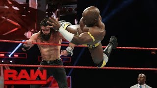 Download Apollo Crews vs. Elias: Raw, Sept. 25, 2017 Video