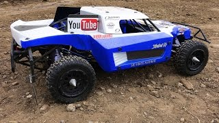 Download RC ADVENTURES - Disaster, 12s Lipo Electric Losi 5T Breakage & Maiden Run FAiL Video