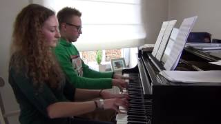 Download Pirates of the caribbean - 4 hands piano Video