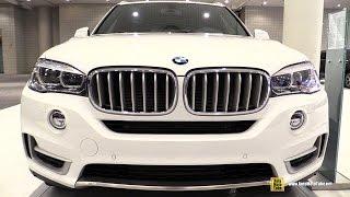 Download 2017 BMW X5 35i xDrive - Exterior and Interior Walkaround - 2017 New York Auto Show Video
