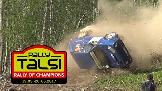 Download Rally Talsi 2017.(actions/crashes) Video