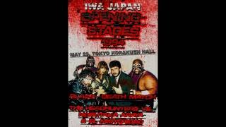Download IWA JAPAN Opening Stages 1994 1ST EVENT Video