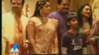 Download Kavya Madhavan Wedding Reception in Kochi [mallubeats] Video