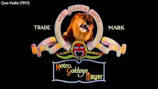 Download Historia del león del logo de Metro-Goldwyn-Mayer (1917-2015) Video