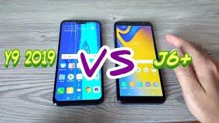 Download รีวิว HUAWEI Y9 2019 VS SAMSUNG J6+ Video