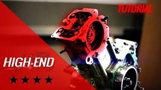 Download Tutorial 4-Takt Zylinder Umbau Yamaha YZF-R 125 Athena 180cc Video