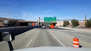 Download BigRigTravels LIVE! St. George to Cedar City, Utah Interstate 15 North-Oct. 17, 2017 Video