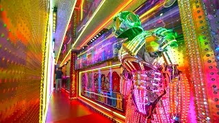 Download 4k ULTRA HD!! - ROBOT RESTAURANT in JAPAN - CRAZY!!! Video