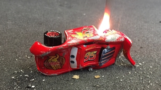 Download Cars 3 Lightning Mcqueen CRASH SCENE FIRE MOVIE next generation piston cup racers new diecast pixar Video