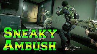 Download Sneaky Caveira Ambushes - Rainbow Six Siege Video