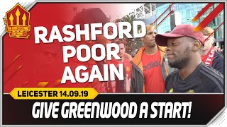 Download RASHFORD Still Not Right! Manchester United 1-0 Leicester City FanCam Video