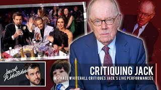 Download Critiquing Jack at The BRITs with Michael Whitehall Video