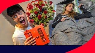 Download AGRADANDO MINHA NAMORADA POR 24 HORAS!! Video