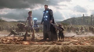 Download Thor arrives in wakanda!   Avengers: Infinity War Video