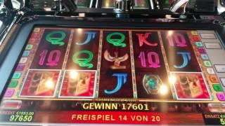 Download Book of Ra , Freispiele mit 10€ Einsatz. Live im Casino. Video
