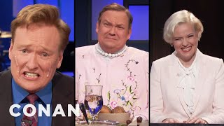 Download Has Conan Been Cheating On Andy? Find Out On ″This Is Conan″ - CONAN on TBS Video