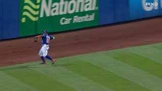Download PIT@NYM: Cespedes throws out Rodriguez at third Video