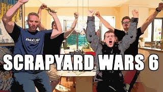 Download Scrapyard Wars 6 Pt. 2 - $1337 Gaming PC Challenge Video