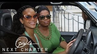 Download Rihanna Takes Oprah on a Tour of Her Childhood Home | Oprah's Next Chapter | Oprah Winfrey Network Video
