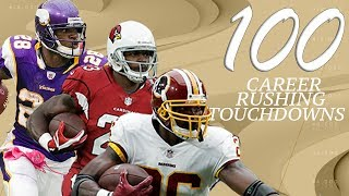 Download All 100 Career Rushing Touchdowns by Adrian Peterson! Video