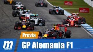 Download GP de Alemania 2018 / Previa en español / Fórmula 1 Video