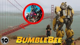 Download Top 10 Easter Eggs You Missed In Bumblebee Video