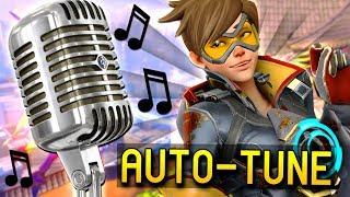 Download Using Autotune in Overwatch... (VOICE TROLLING) Video