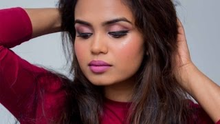 Download Wedding Guest Make Up Look | Sri lankan | Indian Video