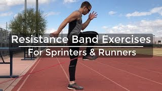 Download Speed Training - Resistance Band Exercises for Sprinters & Runners - Strength Training for Runners Video