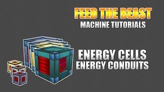 Minecraft: Ender IO Conduits Spotlight Part 1/5 ″Energy