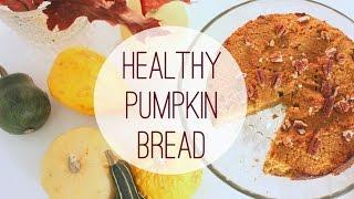 Download Healthy pumpkin bread (sugar and gluten free!) Video