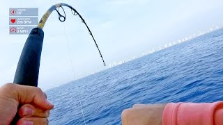 Download Heart Rate reaches 202 BPM while Fishing for Giant Fish!! Video