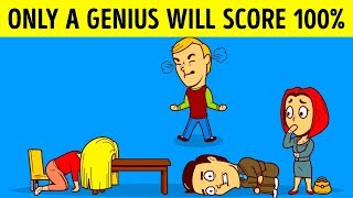Download RIDDLES, IQ TESTS AND FUN BRAIN GAMES TO CHALLENGE YOUR MIND Video