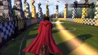 Download XG TV - Démo Harry Potter Kinect : Match de Quidditch Video