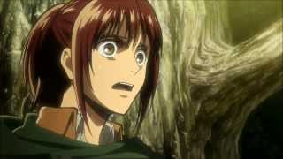 Download SASHA BRAUSE サシャ・ブラウス FULL SCENE ATTACK ON TITAN 進撃の巨人 SHINGEKI NO KYOJIN Video