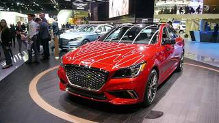Download 2017 Genesis G80 Sport @ LA Auto Show 2016 Video
